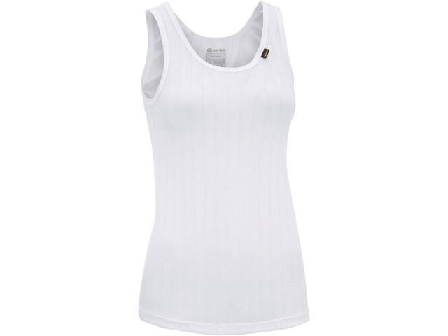 Gonso Louisa Camiseta Ciclismo sin Mangas Mujer, white